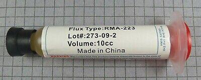 Bga Smd Soldering Paste Flux Greasevolume 10cc Rma-223 2pcs Per Lot