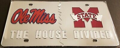 OLE MISS- MISSISSIPPI STATE BULLDOGS