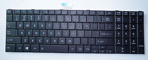 New-Toshiba-Satellite-C850-C850D-C855-C855D-L850-L850D-L855-L855D-Keyboard-US