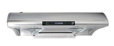 "Chef C400 30"" Under Cabinet Range Hood 750 CFM Auto Clean Touch screen (Vent Hood Cleaning)"