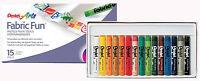 Pastelli Per Tessuto Fabric Fun Pentel -  - ebay.it