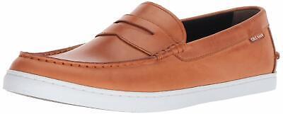 Cole Haan Men's Nantucket Loafer Shoe, Acorn Leath - Choose