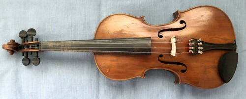Antique Vintage Japanese Violin 4/4 (new photos)