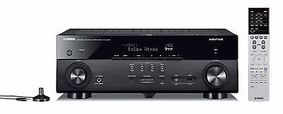 Brand New Yamaha AVENTAGE RX-A670 7.2-channel home theater receiver with Wi-Fi