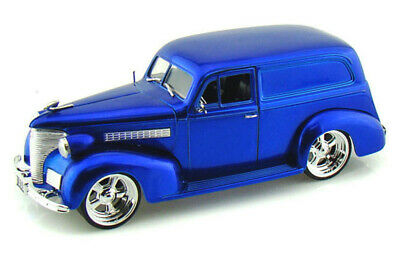 1939 Chevy Sedan Delivery Blue Jada  96366 1/24 scale Diecast Model Toy Car