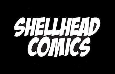 Shellhead Comics