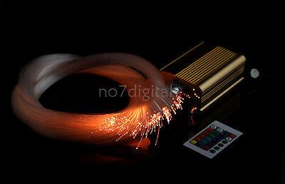 wireless Optical fiber light led light emitter+ fiber optics customized fibers](Fiber Optics Led)