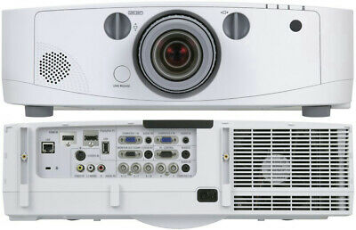 NEC NP-PA550W Widescreen HDMI Professional Projector 5500 Lumens