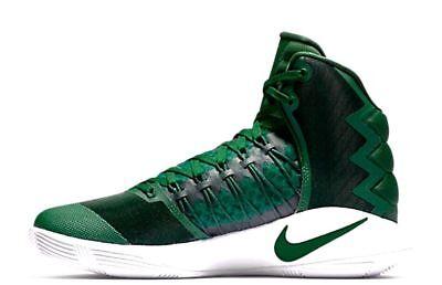 d8f815570191 Nike Men s Hyperdunk 2016 TB Gorge Green Basketball Shoes 844368 331 Size 18
