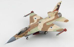 """Hobby Master HA3825 Lockheed F-16A Netz No.124, Tayaset 115 """"Flying Dragon Sqn"""" - France - État : Neuf: Objet neuf et intact, n'ayant jamais servi, non ouvert. Consulter l'annonce du vendeur pour avoir plus de détails. ... Marque: Hobby Master Couleur: IAF Sous-type: Avion Caractéristiques: Militaire Assemblage: Kit monté Fabricant - France"""