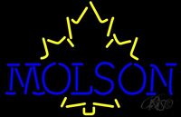 Molson Neon Molson Authentique