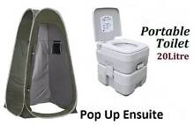 POP UP ENSUITE + TOILET (as new, never used) Point Vernon Fraser Coast Preview