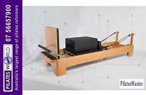 PILATES REFORMER | EQUIPMENT | PM 01 PILATES MASTER REFORMER North Sydney North Sydney Area Preview