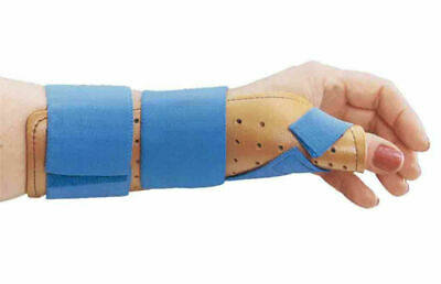 FREEDOM Thumb Spica Hand Splint Beige Model Left 5783 Small/Medium
