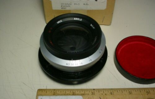 Wray 2559 wide angle lens f 6.3 / 273mm