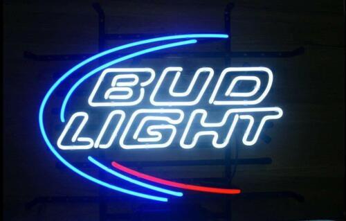 "Bud Light Beer Neon Light Sign 32""x24"" Cave Gift Lamp Decor"