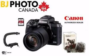Canon M5 18-150 - BUNDLE (on sale)