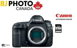 NEW--Canon 5D Mark IV Body - BUNDLE SPECIAL WITH FULL WARRANTY