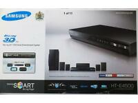 Samsung 3D smart hud blue ray surround system