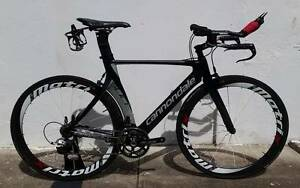 Cannondale Slice Hi Mod. M. Sram Red 10s. Matrix TX50 Tubs Dulwich Hill Marrickville Area Preview