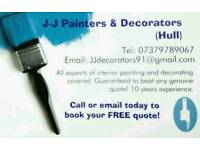 J-J Painters & Decorators (Hull)