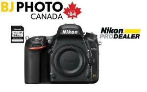 NIKON D750 BODY + BUNDLE | BJ PHOTO LABS