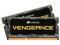 Corsair 2x8GB Kit 1866mhz DDR3L Laptop Memory (CMSX16GX3M2C1866C11)