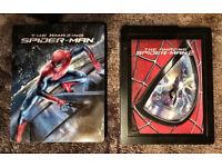 The Amazing Spiderman 1 & 2 Blu-Ray Steelbooks (UK)