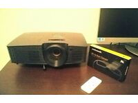 Optoma 3D Projector (with 3d Glasses)