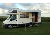Swift Sundance 590 RS