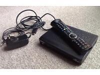 HUMAX FREESAT HD BOX model: HB-1000S