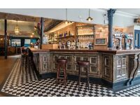 Part time bar staff required - Fulham