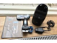 [used] Braun CoolTec Electric Shaver with Cooling Effect & Cleaning Station [old]