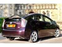 "£10950 - 2014 ""14"" Toyota Prius UK Model Hybrid ""T Spirit"" + Sat Nav + Hpi Clear + Fsh"