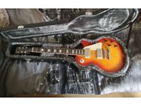 Epiphone Les Paul Standard Pro with Stand and Case