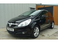 Vauxhall Corsa 1.2 SXI Black Low Miles Low Insurance