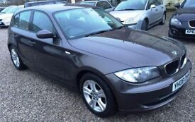 2008 BMW 1 Series 1.6 116i SE 5dr Petrol/MOT 15/02/2018/HPI CLEAR,BARGAIN BARGAIN/PH,07459871313