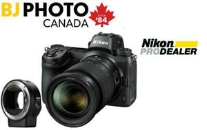 NIKON Z7 MIRRORLESS CAMERA W/ 24-70 Lens+ FTZ Adapter +BUNDLE | BJ PHOTO LABS