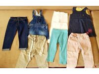 Clothes for girl 9-12