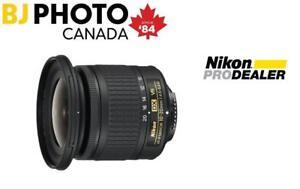 Nikon AF-P 10-20 VR Lens (Ultra Wide Angle DX) - Boxing Week Flyer Promo