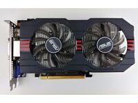 ASUS GeForce GTX 750 Ti (2048 MB) Overclocked (GTX750TI-OC-2GD5) Graphics Card