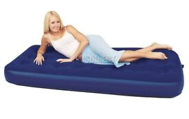 Bestway Airbed with Mains Pump - Single