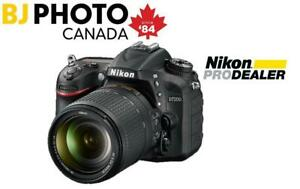 NIKON D7200 W/ 18-140 VR LENS | BJ PHOTO LABS (ON SALE)