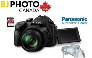 NEW! PANASONIC FZ1000 CAMERA KIT