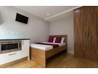 Studio flat in Kentish Town Road, Camden