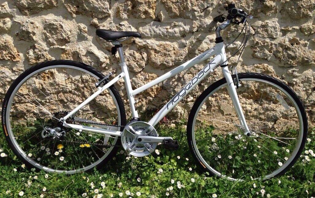 Ladies Ridgeback Comet Hybrid Bike In Feltham London Gumtree