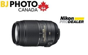 New--NIKKOR 55-300mm f/4-5.6G ED VR II Lens + BUNDLE (5yr Nikon Warranty