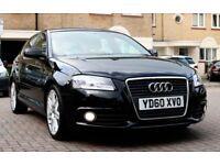 Audi A3 Sportsback 1.4 TFSI S-line Sport 5dr S tronic (Start Stop), FSH, HPI Clear, Cheap Insurance