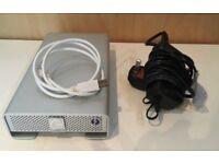 External Hard Drive 3TB G-Drive USB and T-Bolt