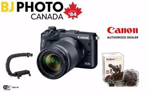 Canon M6 18-150 - BUNDLE